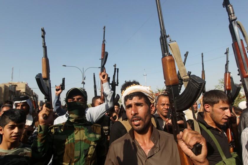 Iraq unrest