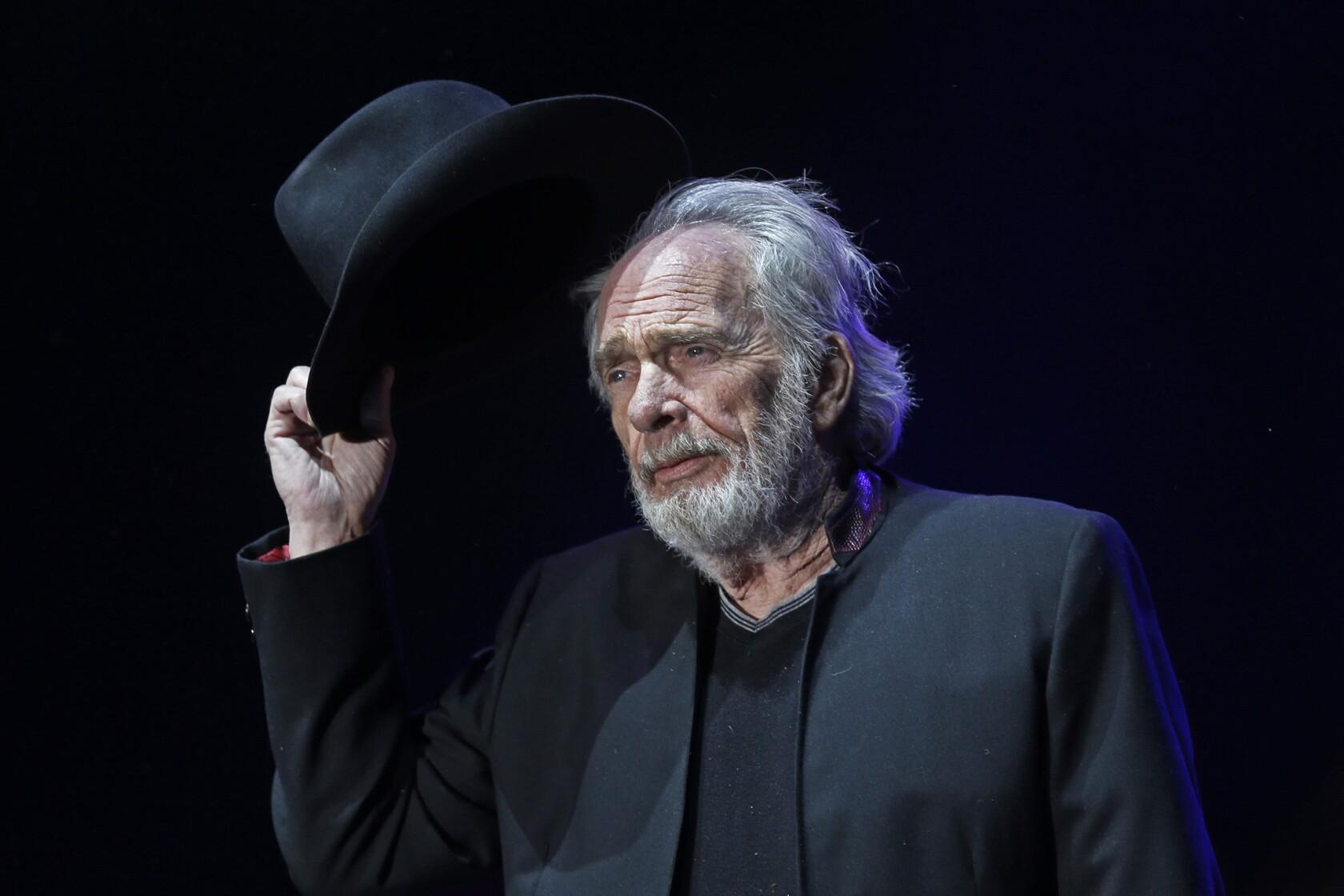 Merle Haggard dies at 79