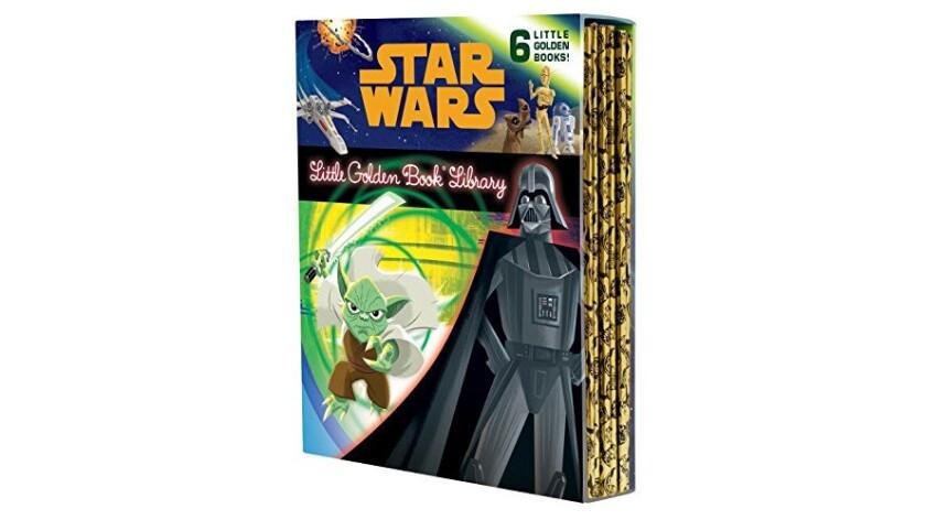 'Star Wars Little Golden Book Library'