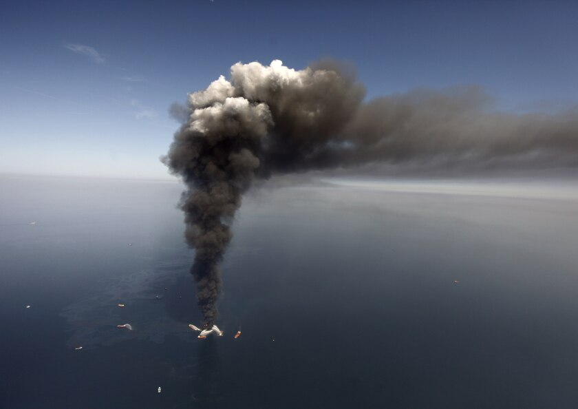 Deepwater Horizon - AP Was There