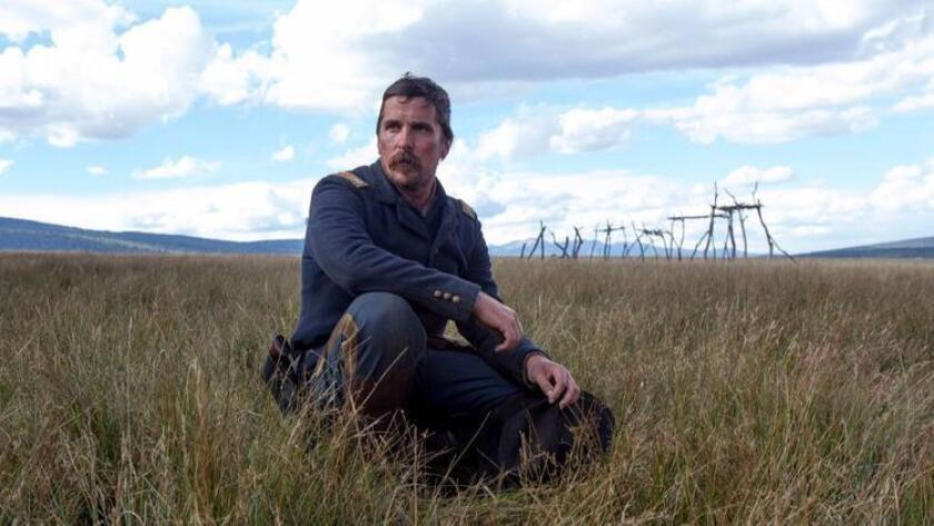 "California's American Indian & Indigenous Film Festival will screen the new western, ""Hostiles,"" starring Christian Bale, Nov. 4 at Pechanga Resort and Casino. ((Lorey Sebastian, Le Grisbi Productions/Waypoint Entertainment))"