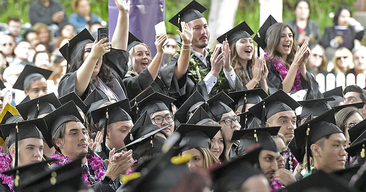 College graduation proves difficult for several Burbank Unified students