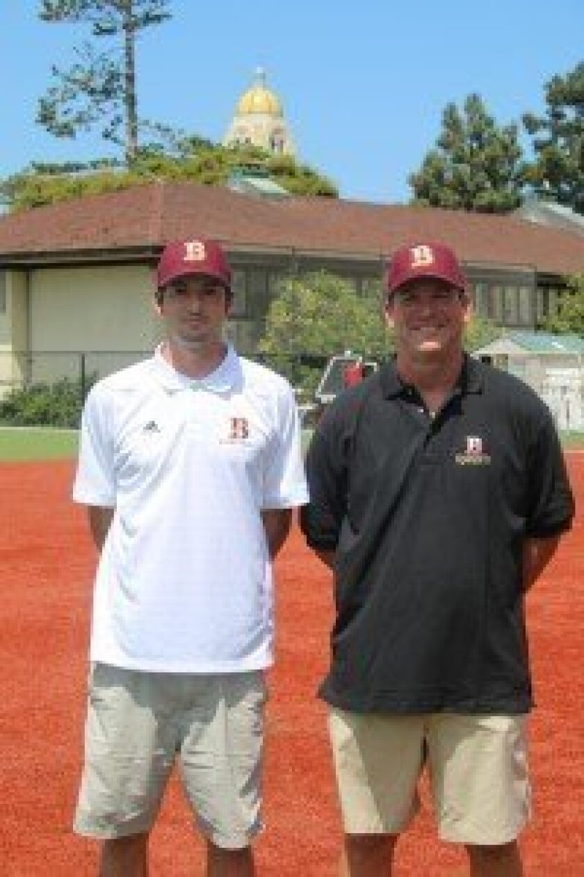 Nick Levine, left, and Ron Witmeyer.