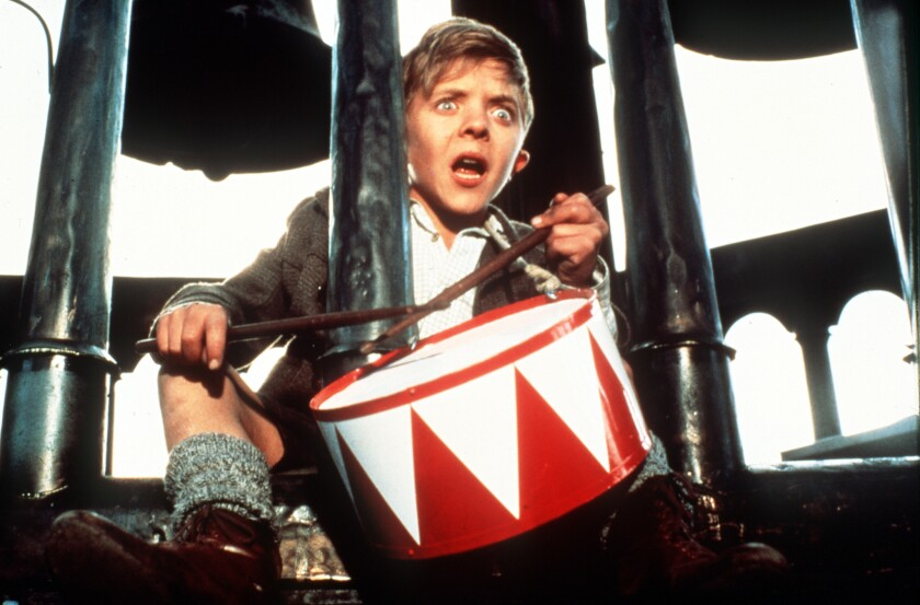 David Bennent in 'The Tin Drum'