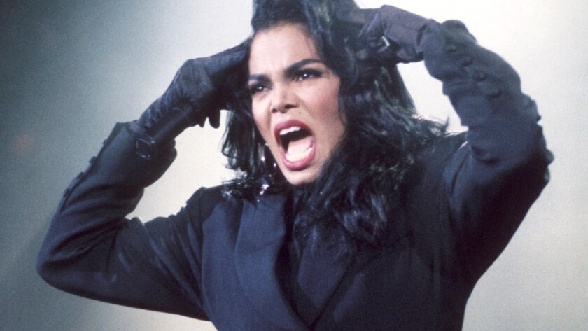 From the Archives: Janet Jackson finally learns to say 'I' - Los ...