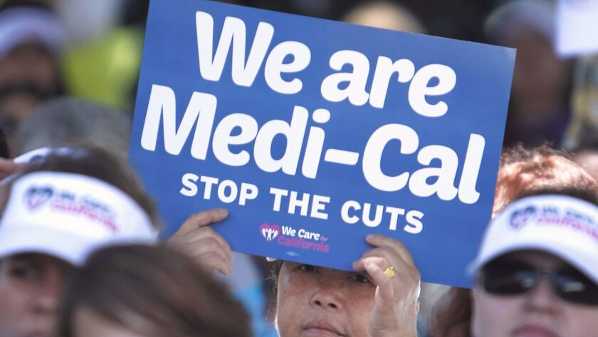 An appeals court sided with hospitals Monday in a suit seeking to restore cuts made to Medi-Cal reimbursements in 2008 and 2009. If the decision holds, the state and federal governments could have to pay hundreds of millions of dollars to the plaintiffs.