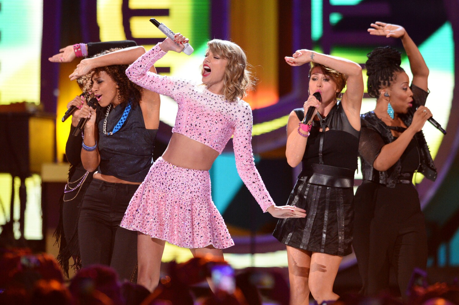 Taylor Swift Metallica No Doubt Lead Rock In Rio Usa Lineup Los Angeles Times