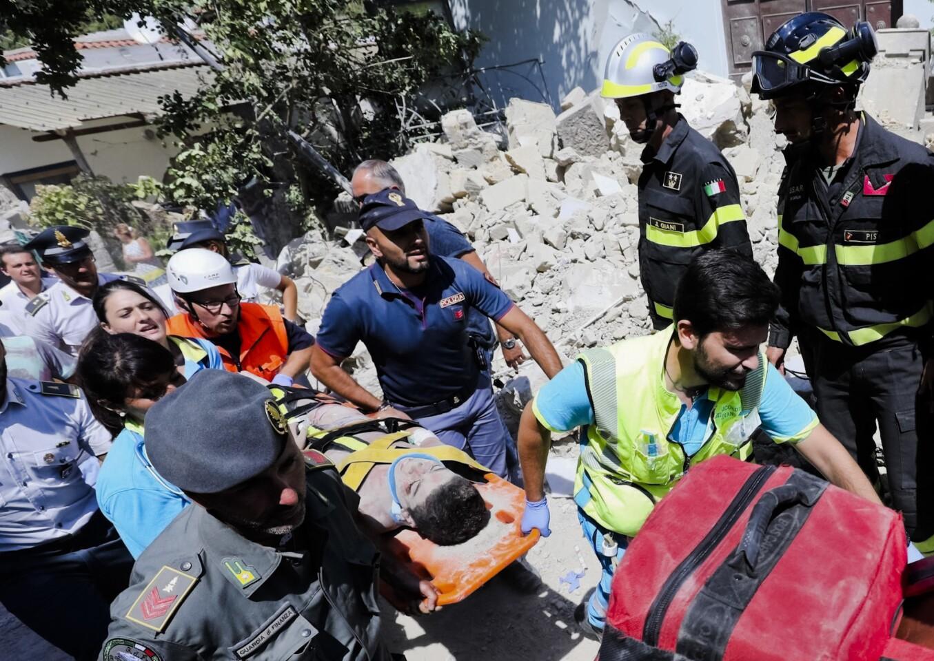 4.0 quake hits an Italian island