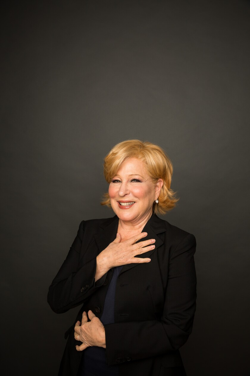 """Bette Midler plays a political manager on """"The Politician."""""""