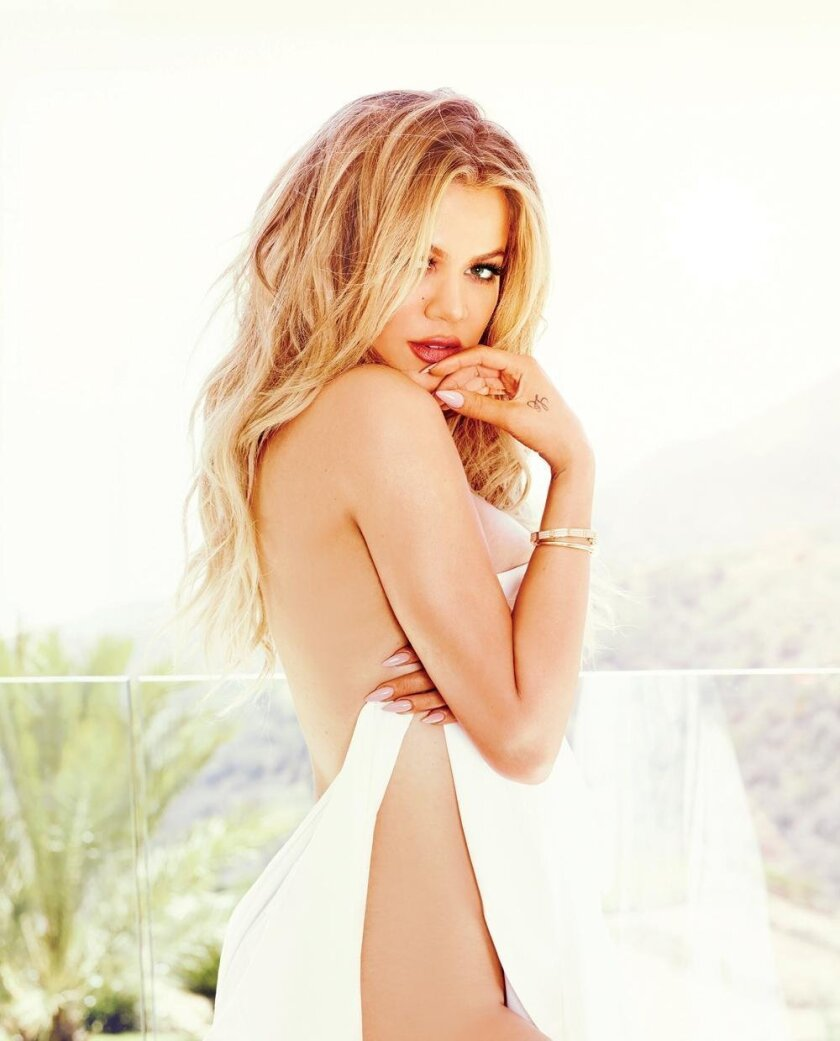 """Khloe Kardashian is coming to San Diego for a book signing of """"Strong Looks Better Naked"""" on Friday, Nov. 13."""