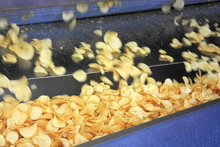 Better Made potato chips, made in Detroit