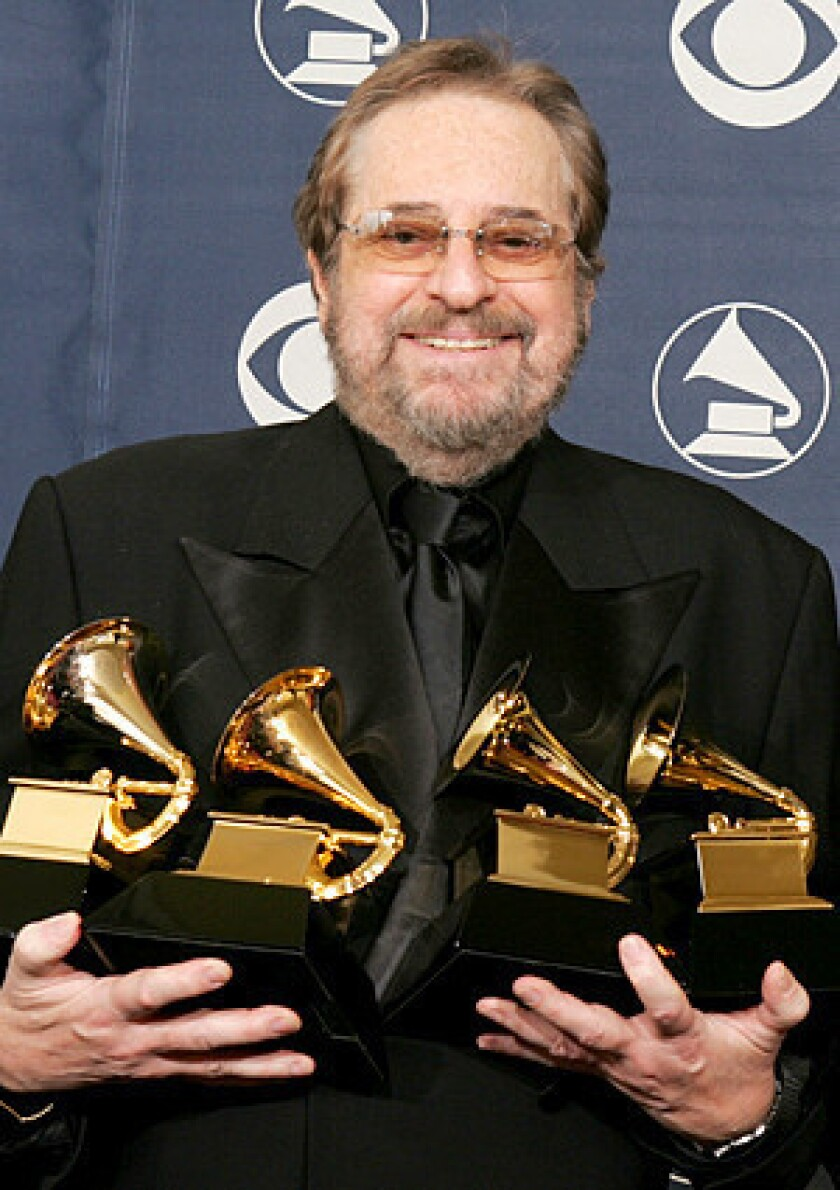 An appreciation: Phil Ramone's golden ear for the hits
