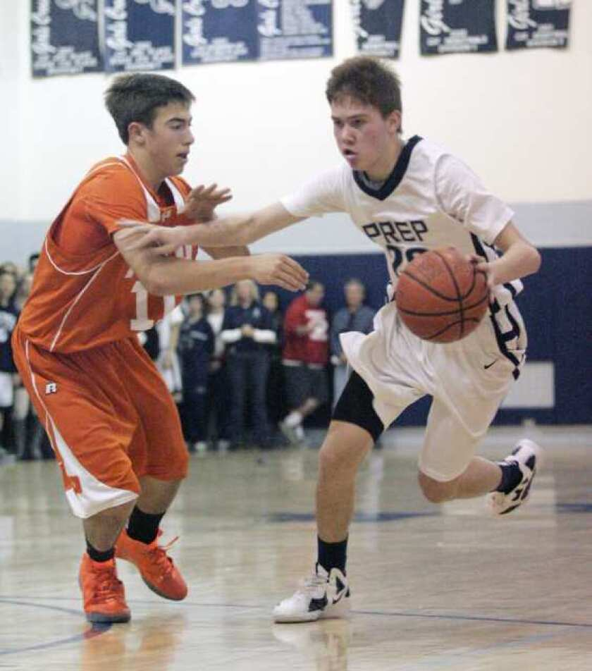 Flintridge Prep boys' basketball hopes to follow championship path