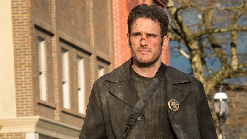 """The lights go out in the series finale of """"Wayward Pines"""" on Fox. With Matt Dillon."""