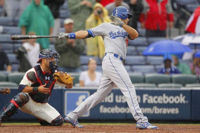 Don Mattingly, wanting Dodgers to be tougher, benches Andre Ethier