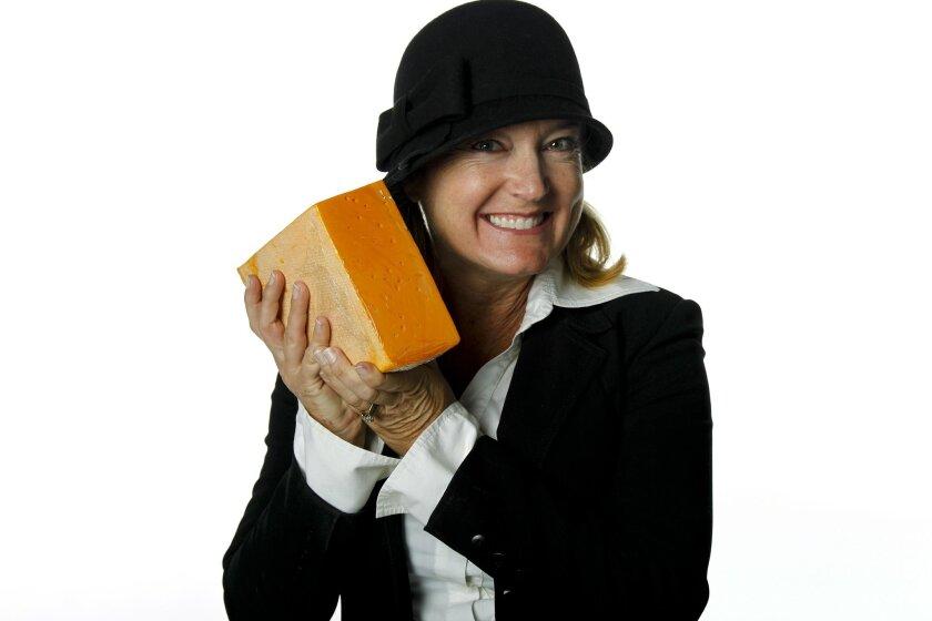 Gina Freize of Venissimo Cheese