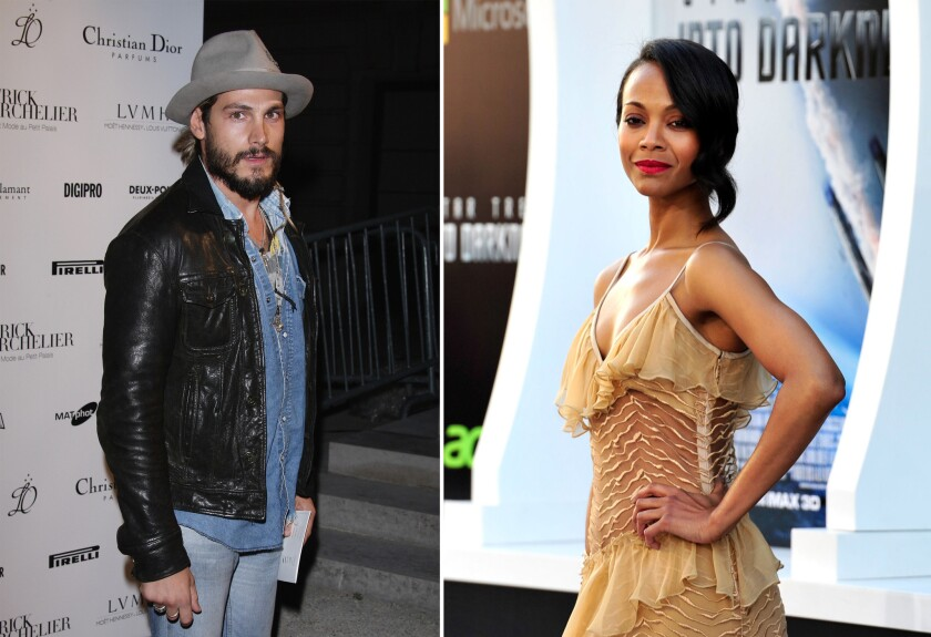 Zoe Saldana reportedly married