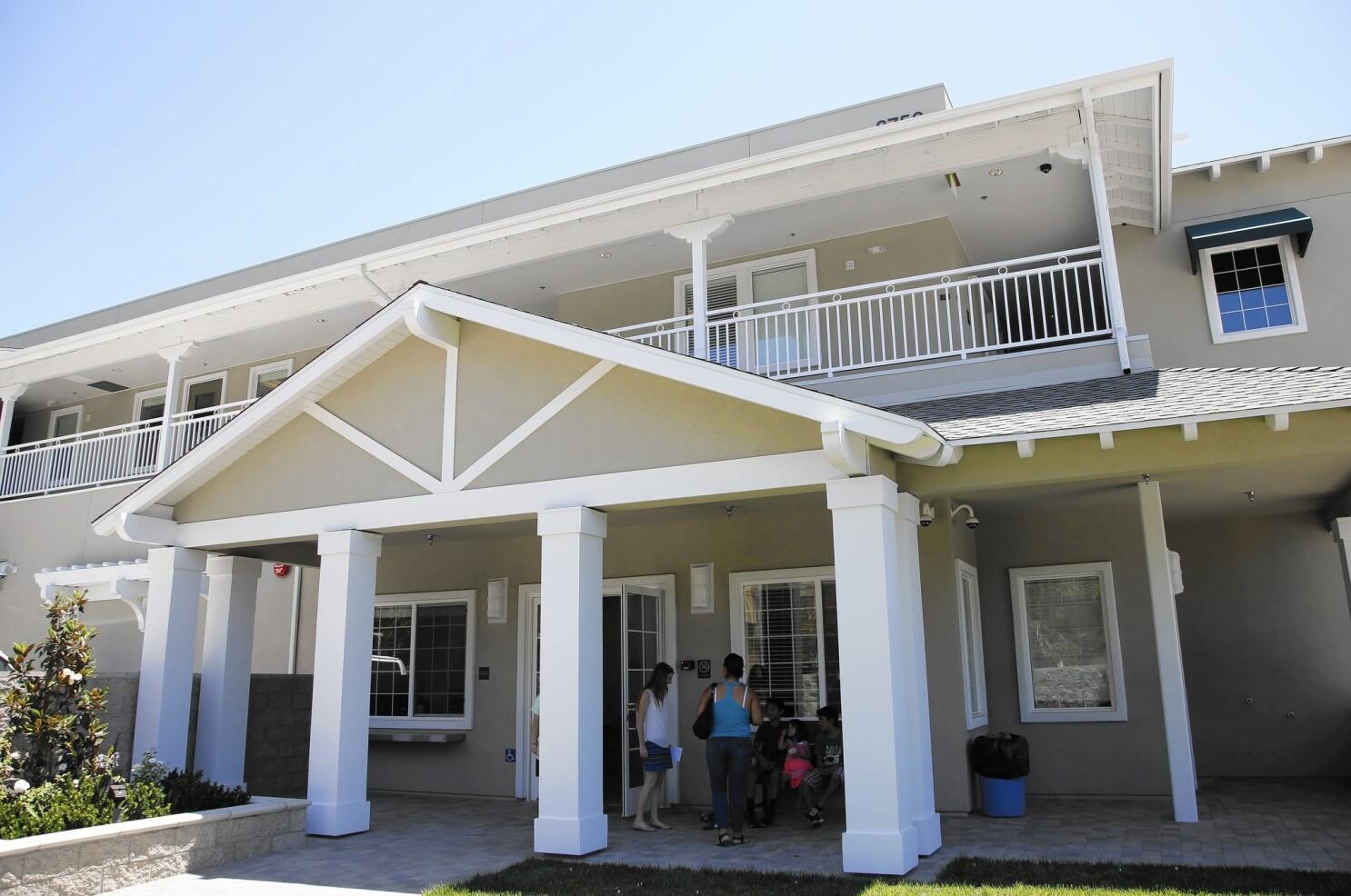 New, bigger shelter plans warm welcome for homeless San Fernando ...