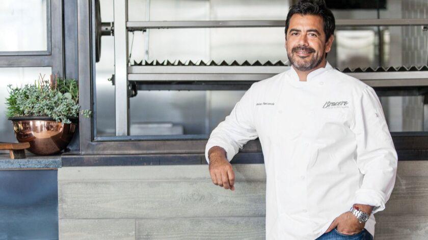 Baja Chef Javier Plascencia. Courtesy photo