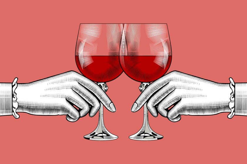 I see how easily one drink a night can become most nights or every night; how quickly one glass becomes two glasses.