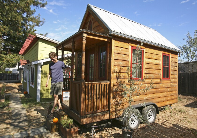 San Diego Moving Forward With Tiny Houses Law To Help Solve