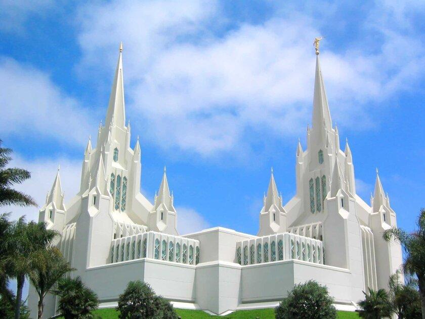 The Church of Jesus Christ of Latter-Day Saints in University City. Courtesy