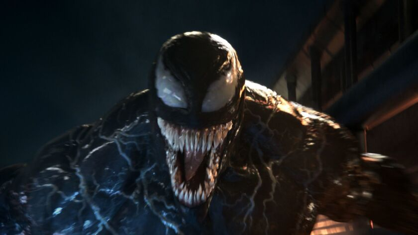"""Sony Pictures' """"Venom"""" did gangbusters business in China. But some in Hollywood are growing increasingly skeptical about working in the market."""