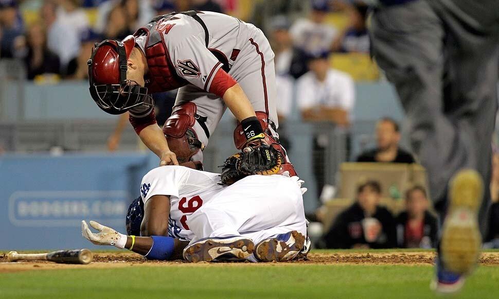 Dodgers vs. Diamondbacks