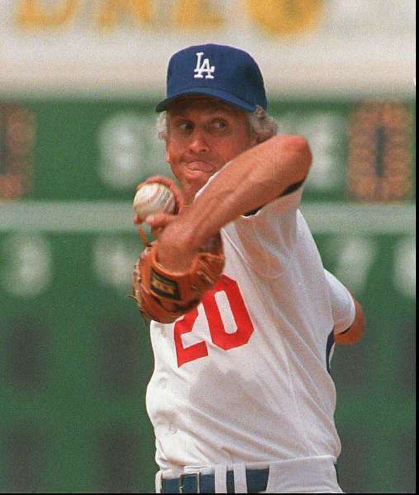 Don Sutton was voted the 20th-greatest Dodger of all time, which seems appropriate, considering his uniform number.