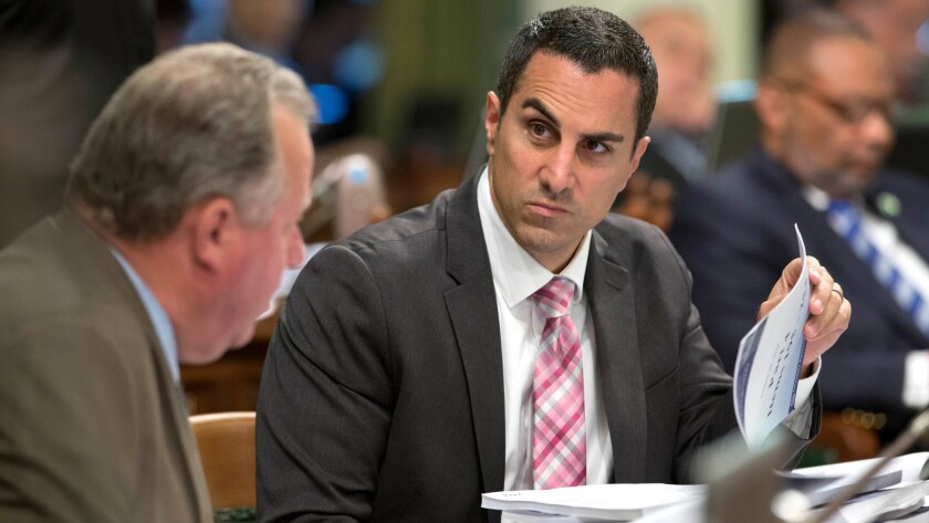 Assemblyman Mike Gatto was one of the lead authors of measures to overhaul the PUC.