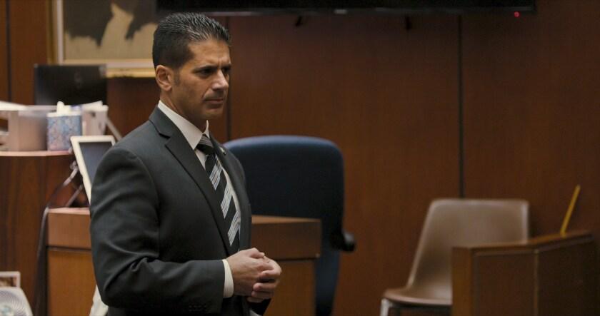 """Prosecutor Jonathan Hatami in """"The Trials of Gabriel Fernandez."""""""