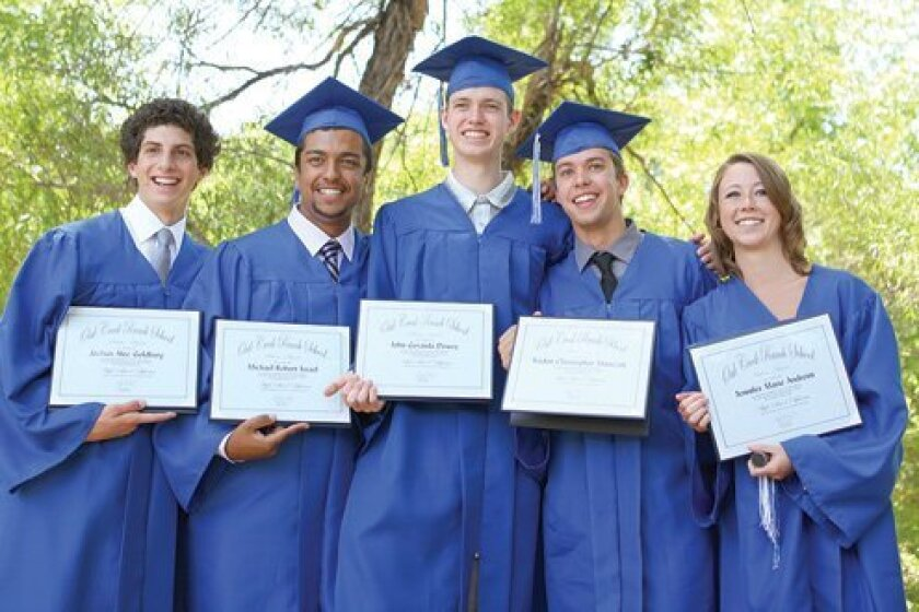 Oak Creek Ranch School has a proven track record of helping its students graduate and succeed in life. Courtesy Photo