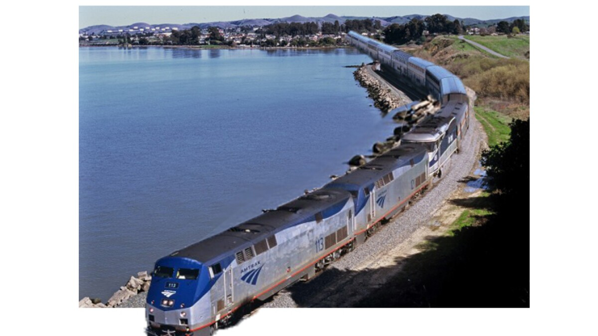 Amtrak Takes 35 Off Train Tickets For Black Friday Cyber Monday 2019 Los Angeles Times