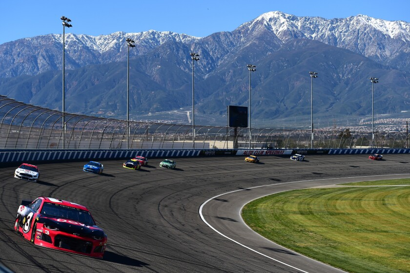 Monster Energy NASCAR Cup Series Auto Club 400 - Qualifying