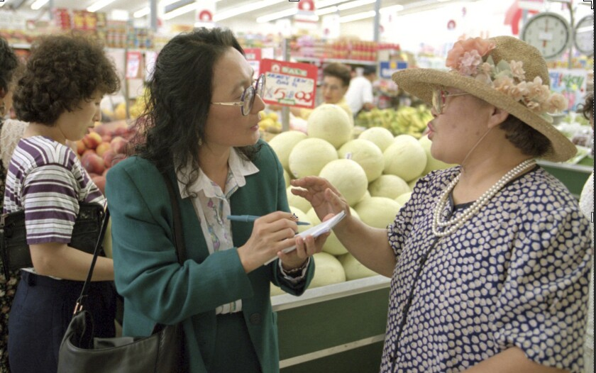 K. Connie Kang interviews Bo Ok Ah
