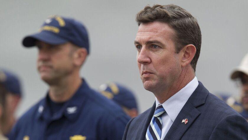 Rep. Duncan Hunter sets up legal fund amid criminal investigation