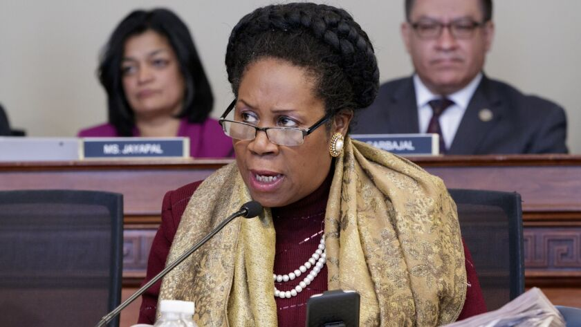 Rep. Sheila Jackson Lee, D-Texas, has written a version of the Violence Against Women Act potentially under consideration as a way to reauthorize the original act.