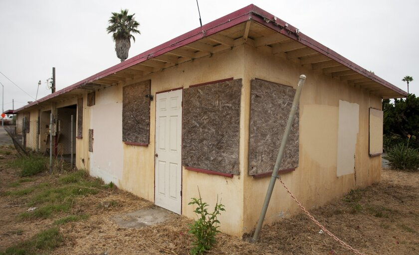 The El Camino Motel shut down in 2006. Although boarded up and posted with no trespassing warnings, the property has attracted its share of vagrants and trouble. The Imperial Beach City Council recently took steps that could result in the demolition of the building on Palm Avenue at the entry to th