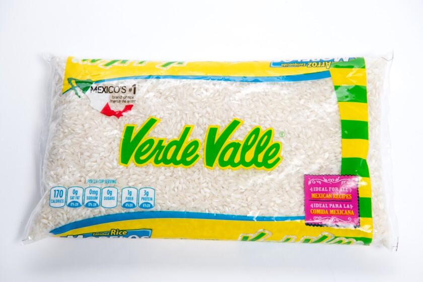 Verde Valle rice