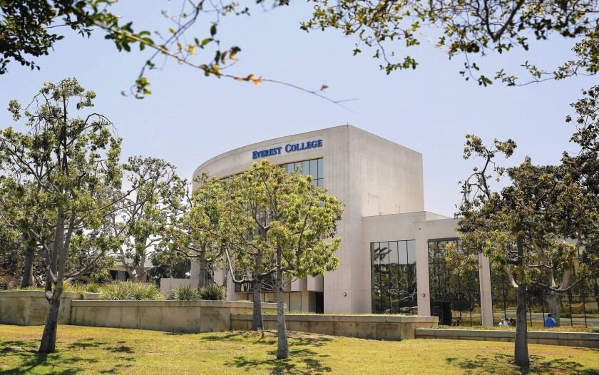 Corinthian Colleges relied on federal money