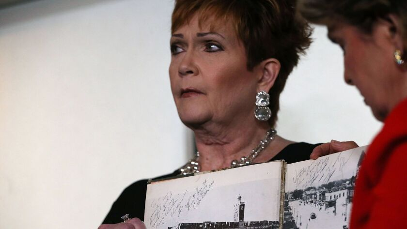 Alabama Woman Accusing GOP Senate Candidate Judge Roy Moore Of Sexual Assault Holds News Conference With Attorney Gloria Allred