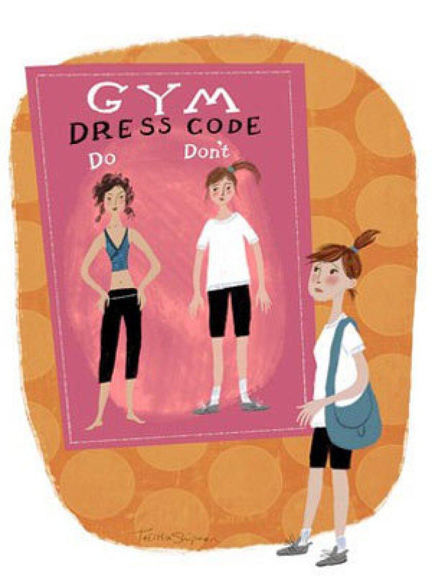 The etiquette surrounding gym dress codes