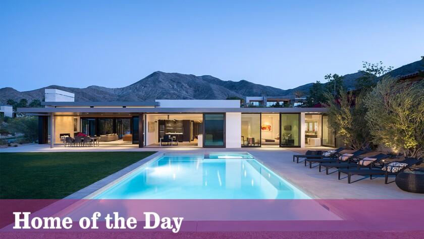 Home of the Day: Modern desert mirage