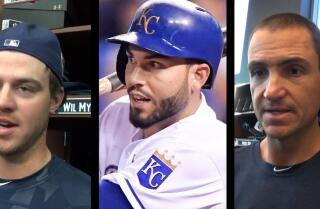 Teammates react to Eric Hosmer joining the Padres