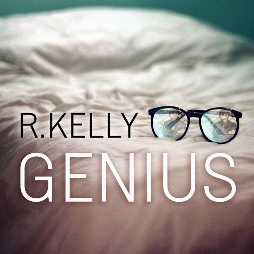 """R. Kelly has released a new single, """"Genius,"""" from an album due out in November."""