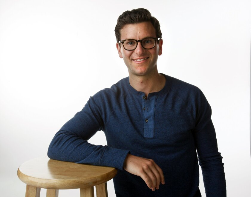 Warby Parker co-founder Dave Gilboa