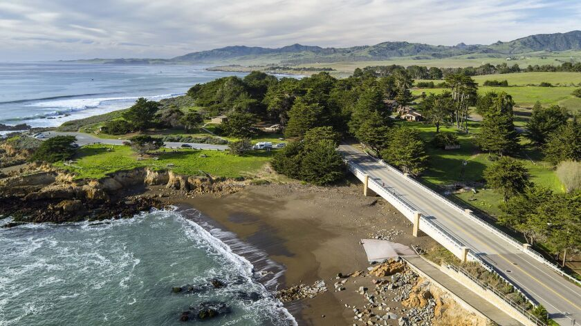 Oceanpoint Ranch in Cambria, California. Credit: