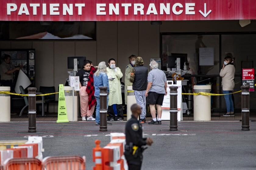 Patients screened outside Loma Linda University Health