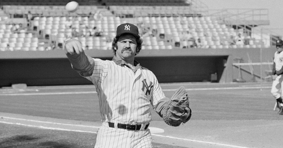 This day in sports: Yankees' Thurman Munson killed in plane crash