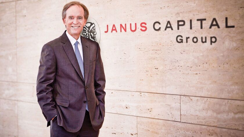 Bill Gross has reached a legal settlement with Pimco, the Orange County bond house he founded but later left after a bitter dispute. He is now with Janus Capital.